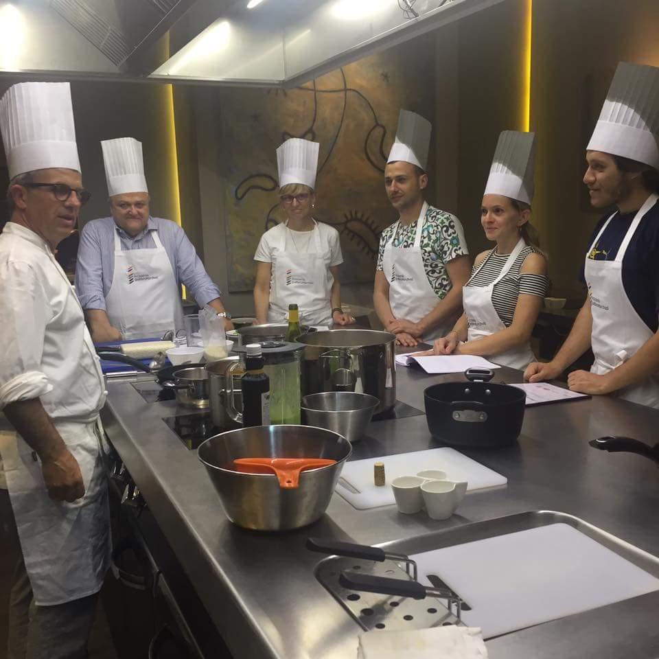 Accademia marchesi - Accademia di cucina ...